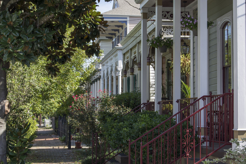 homes in the heart of new orleans