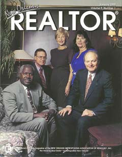 Lynda Nugent Smith on New Orleans Realtor magazine